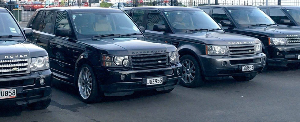 STAG4X4 Range Rover Specialists - Stag 4x4 are Specialists